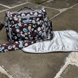 JuJuBe BFF Diaper Bag Retired Print